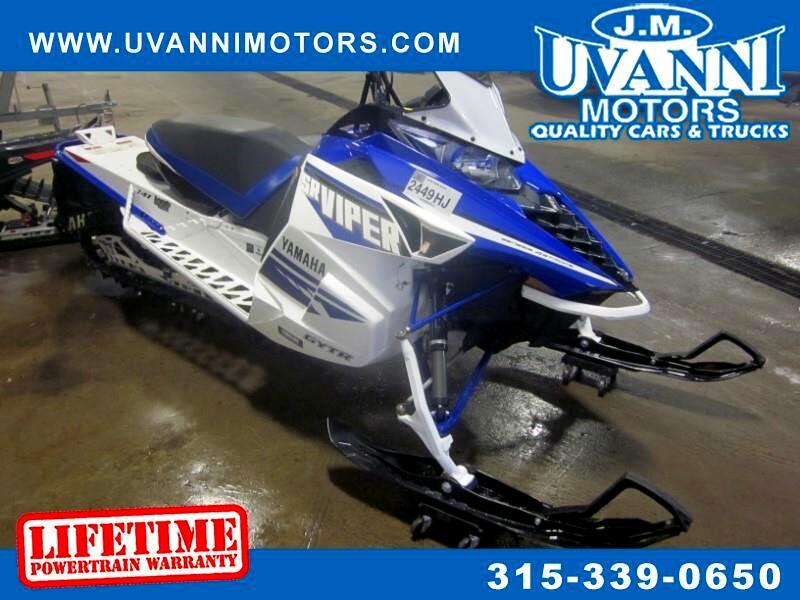 2016 Yamaha 1100 viper