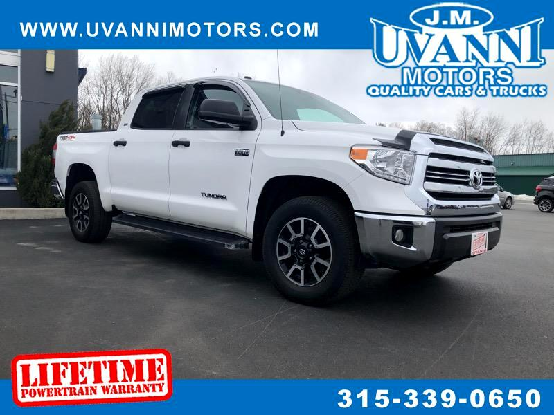 2016 Toyota Tundra TRD 5.7 V8 CREWMAX 4WD