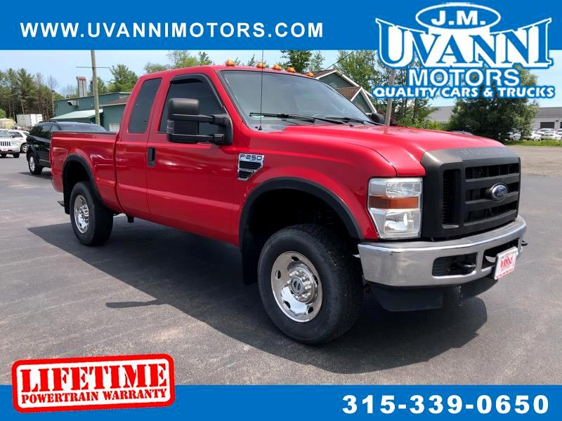 2010 Ford F-250 SD XLT SuperCab Short Bed 4WD