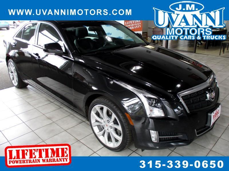 2013 Cadillac ATS 3.6L Performance AWD