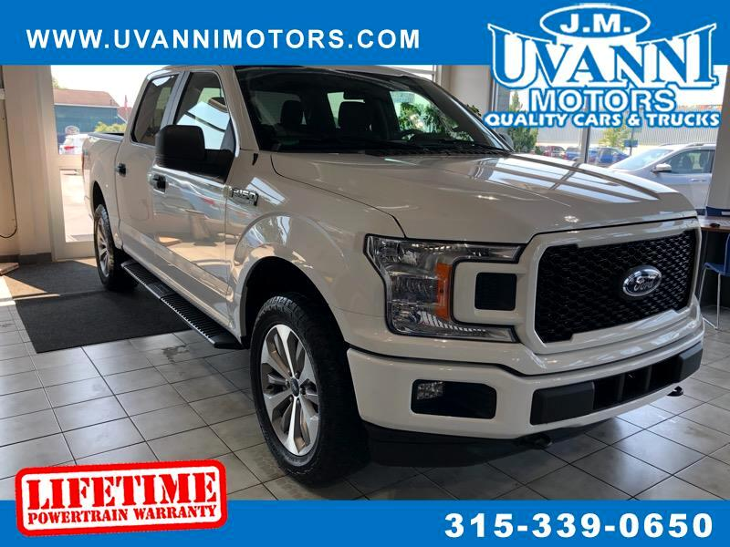 2018 Ford F-150 STX SuperCrew 4WD