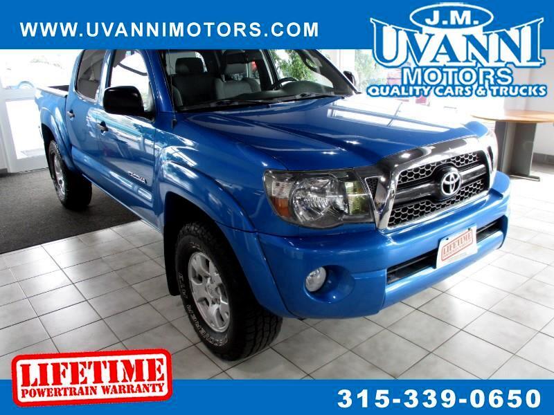 2011 Toyota Tacoma TRD CREW CAB 4WD