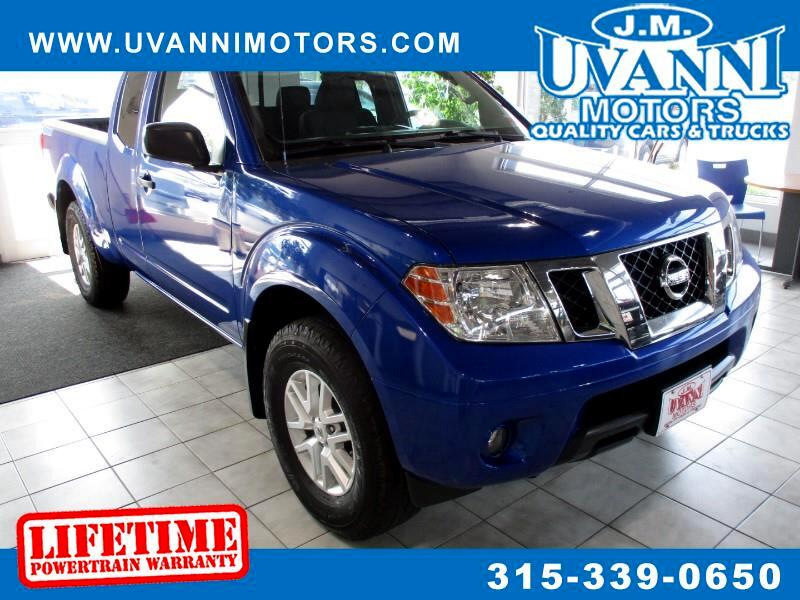2015 Nissan Frontier SV DOUBLE CAB 4WD