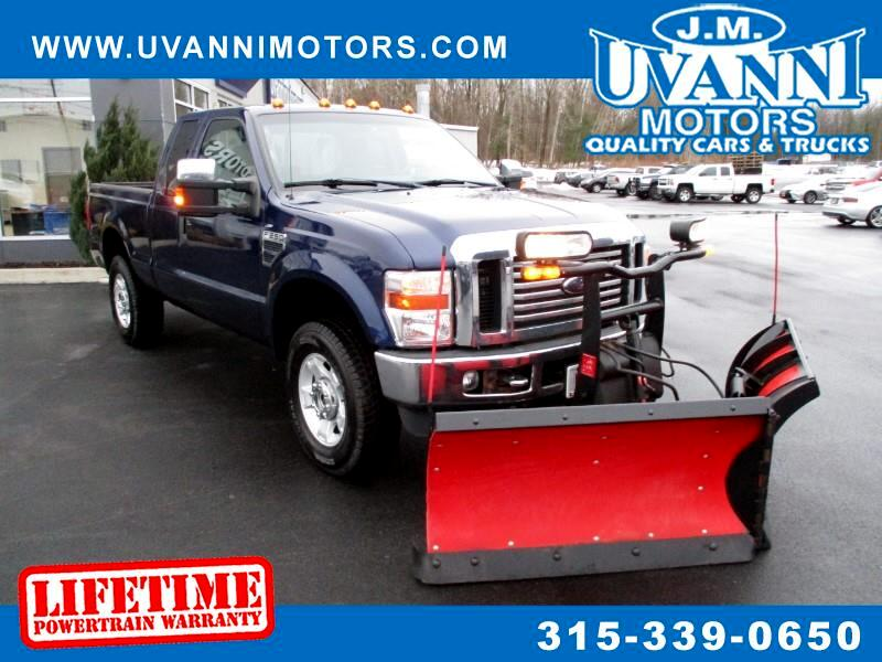Ford F-250 SD XLT SuperCab Short Bed 4WD 2010