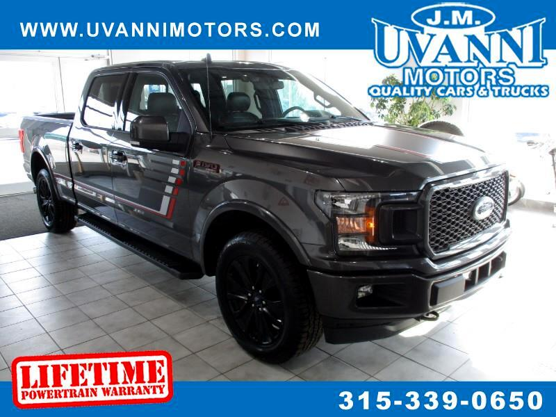 Ford F-150 Lariat SuperCrew 5.5-ft. Bed 4WD 2019
