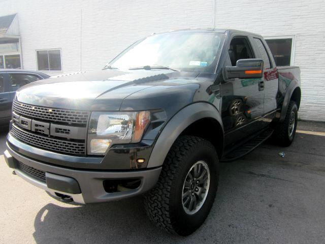2010 Ford F-150 RAPTOR SuperCab 8-ft. Bed