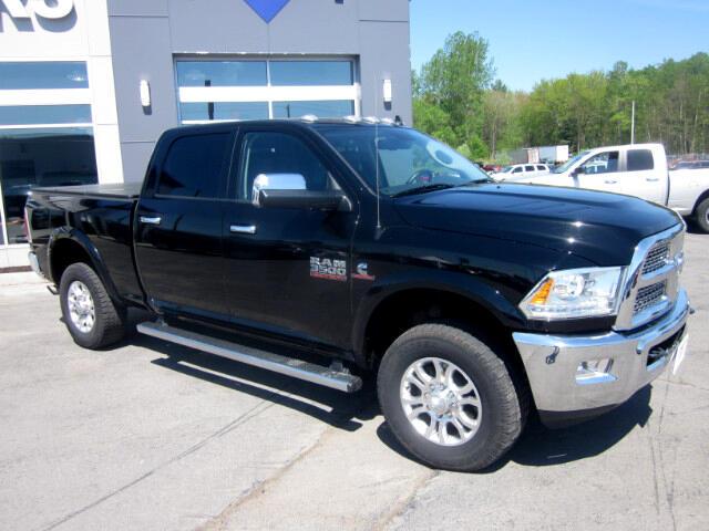 2013 RAM 3500 Laramie Crew Cab SWB 4WD