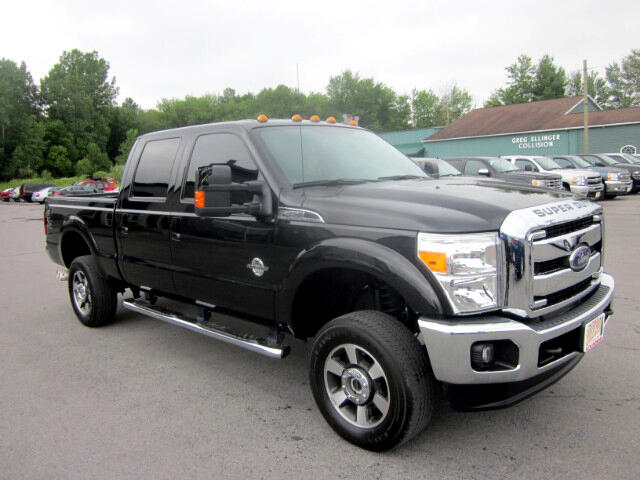 2014 Ford F-350 SD Lariat SuperCab Long Bed 4WD