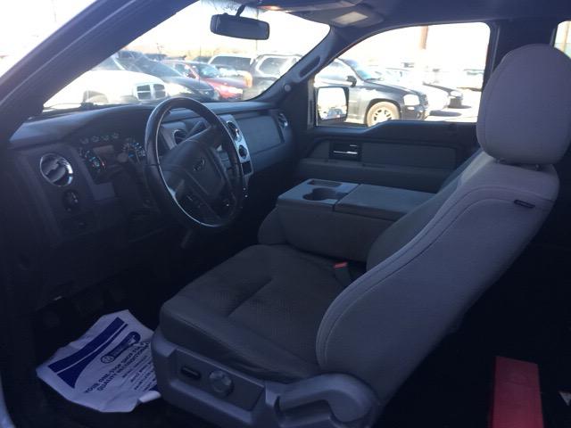 2014 Ford F-150 XLT 4WD SuperCab 8' Box
