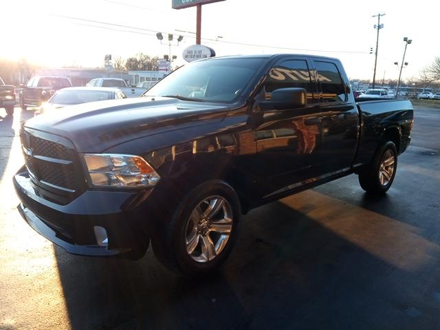 """City Cab Murfreesboro Tn >> Used 2014 RAM 1500 2WD Crew Cab 140.5"""" Express for Sale in Nashville TN 37129 Auto Outlet"""