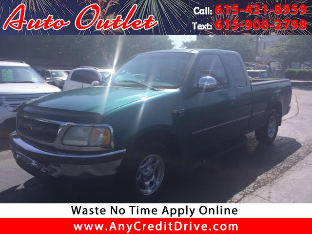 1998 Ford F-150 XLT SuperCab Long Bed 2WD