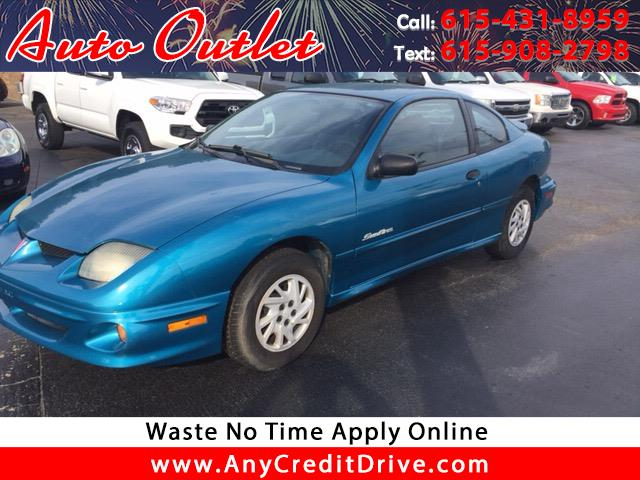 2000 Pontiac Sunfire SE coupe