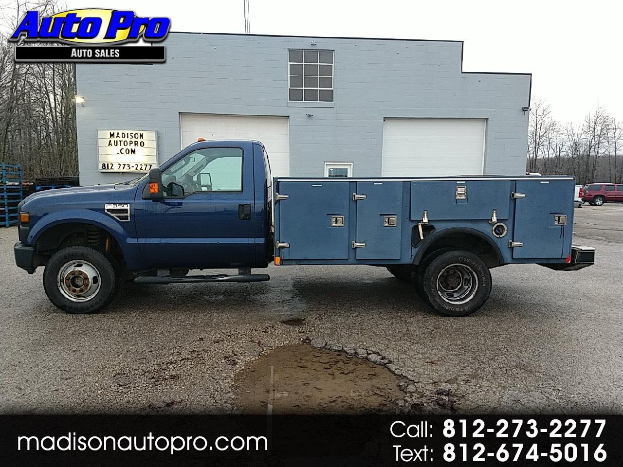 Ford F-350 SD XL DRW 4WD 2008