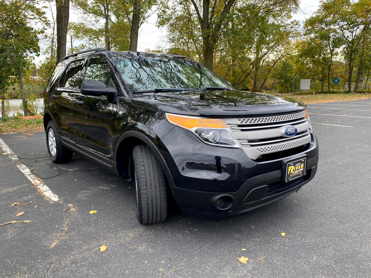 Ford Explorer Base 4WD 2012