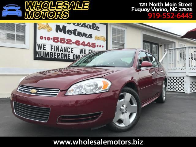 2008 Chevrolet Impala 50th Anniversary