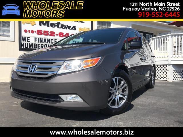 2012 Honda Odyssey EX-L w/ RES