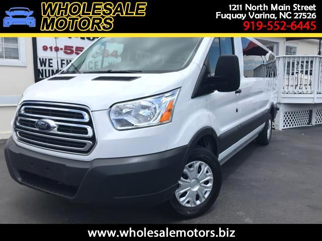 Ford Transit  Wagon Low Roof Xl W Sliding Pass  In