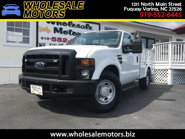 2010 Ford F-250 SD XL 2WD