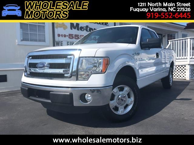 2014 Ford F-150 XLT 2WD SuperCab 6.5' Box