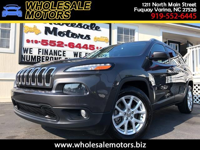 Used 2015 Jeep Cherokee for Sale in Fuquay Varina, NC 27526 Wholesale Motors