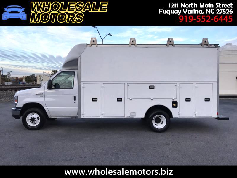 2016 Ford Econoline E-350 Super Duty