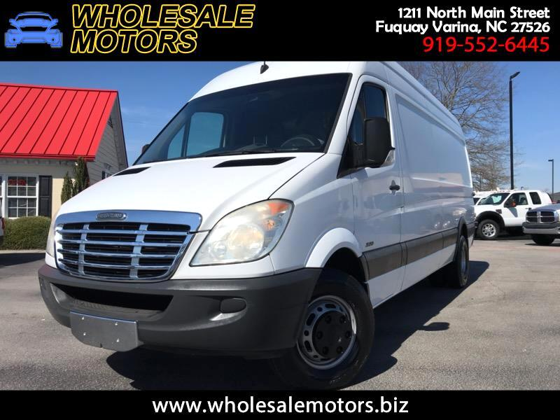 2010 Freightliner Sprinter 3500 170-in. WB