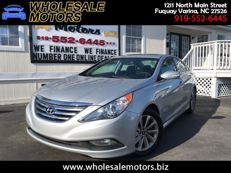Used 2014 Hyundai Sonata Limited Auto For Sale In Fuquay