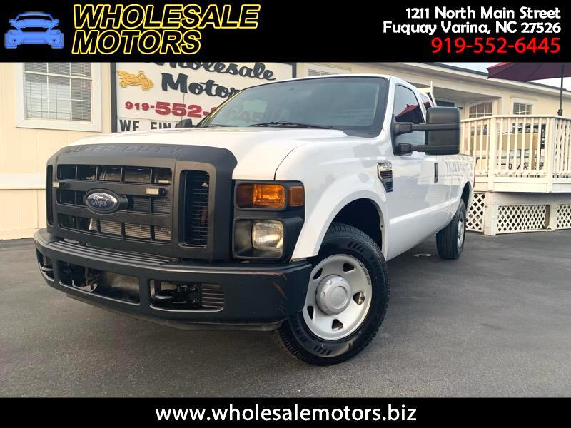 Ford F-250 SD XL SuperCab 2WD 2010