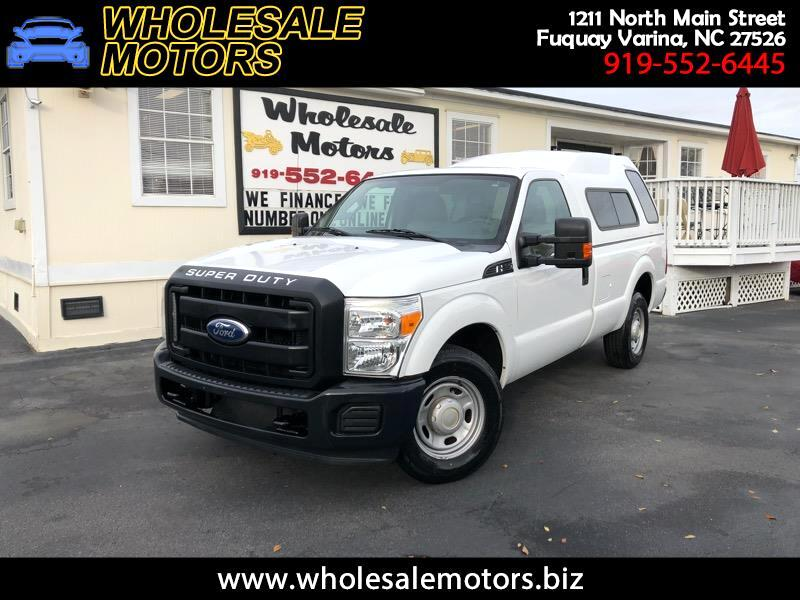 Ford F-250 SD XLT 2WD 2011