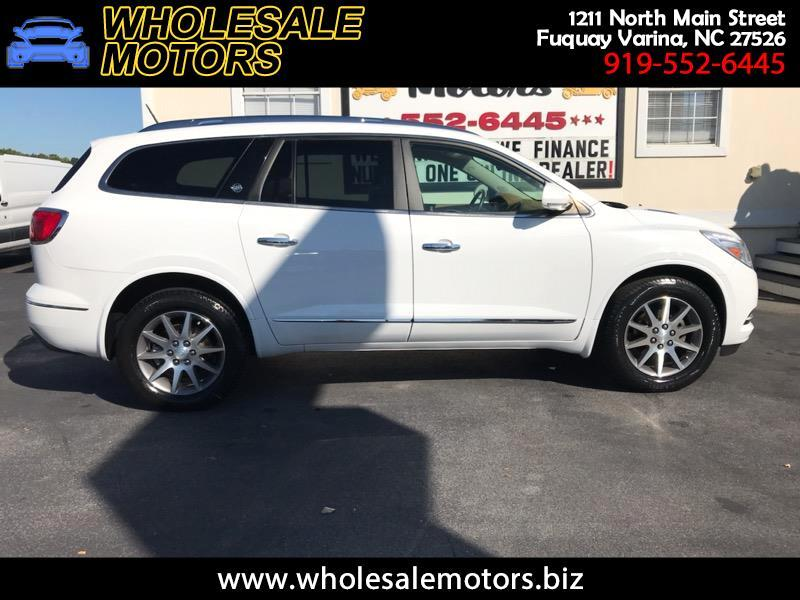 Buick Enclave Base FWD 2017