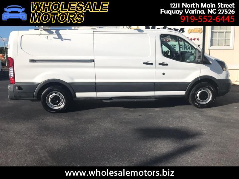 Ford Transit 150 Van Low Roof w/Sliding Pass. 148-in. WB 2016