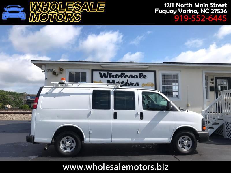 Chevrolet Express 1500 Cargo 2007