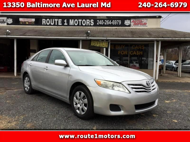 2010 Toyota Camry 4dr Sdn CE Auto