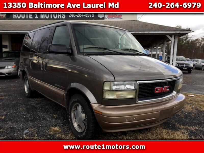 2000 GMC Safari AWD