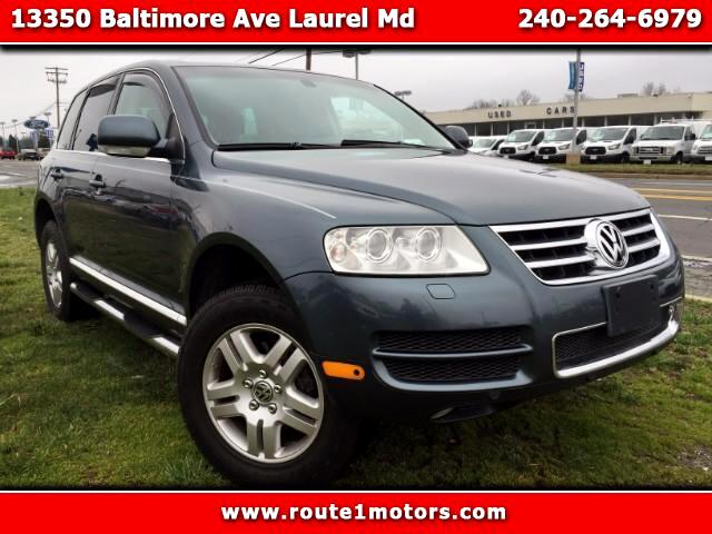 2006 Volkswagen Touareg V8 NAVIGATION-CAMERA-AIR LIFT