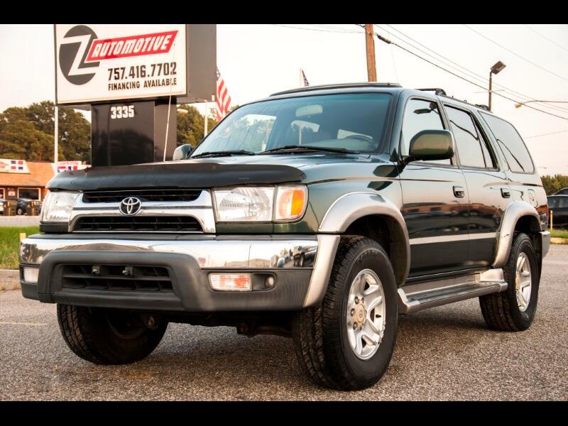 2002 Toyota 4Runner SR5 2WD