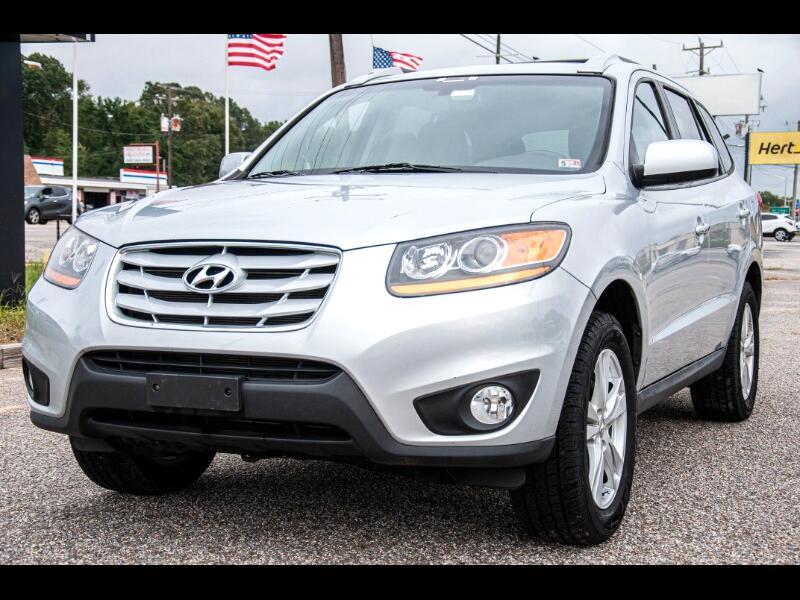 Hyundai Santa Fe Limited 3.5 FWD 2010