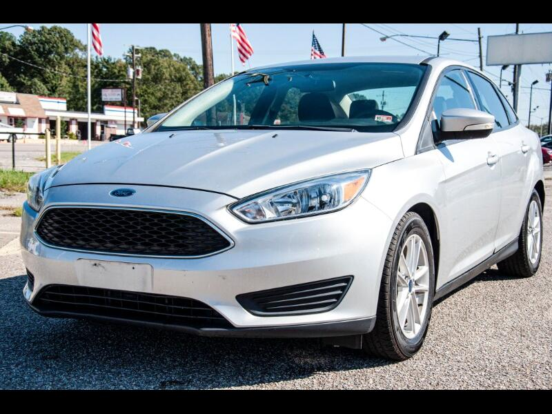 Ford Focus SE Sedan 2015