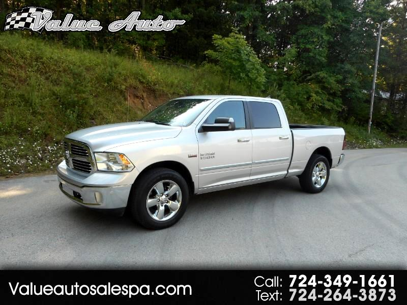 2016 RAM 1500 Big Horn Crew Cab 6.5 Ft. Bed 4x4