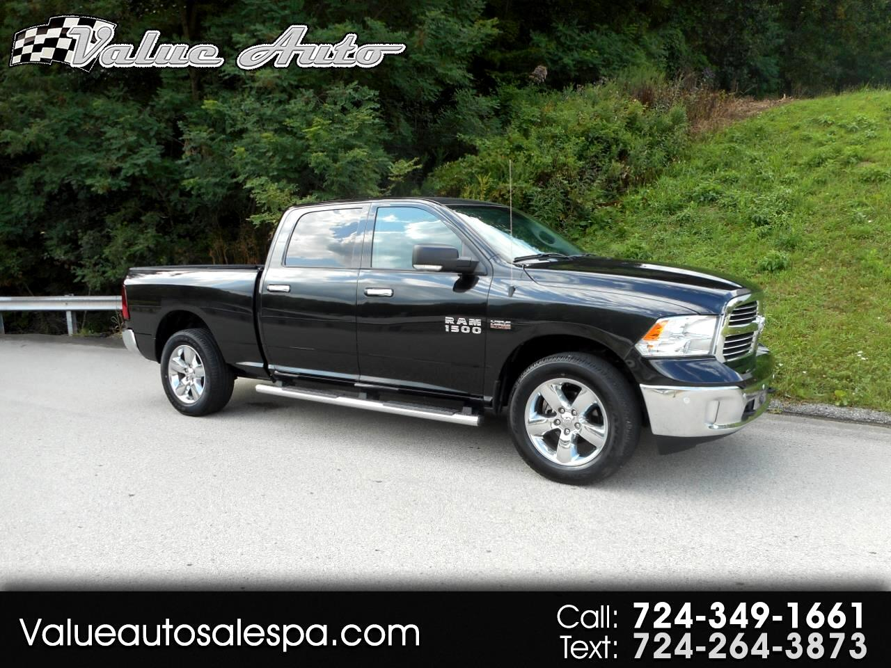2017 RAM 1500 Big Horn Crew Cab 6.5 Ft. Bed 4x4