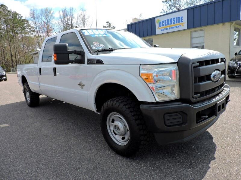 2014 Ford F-250 SD XL Crew Cab 4WD
