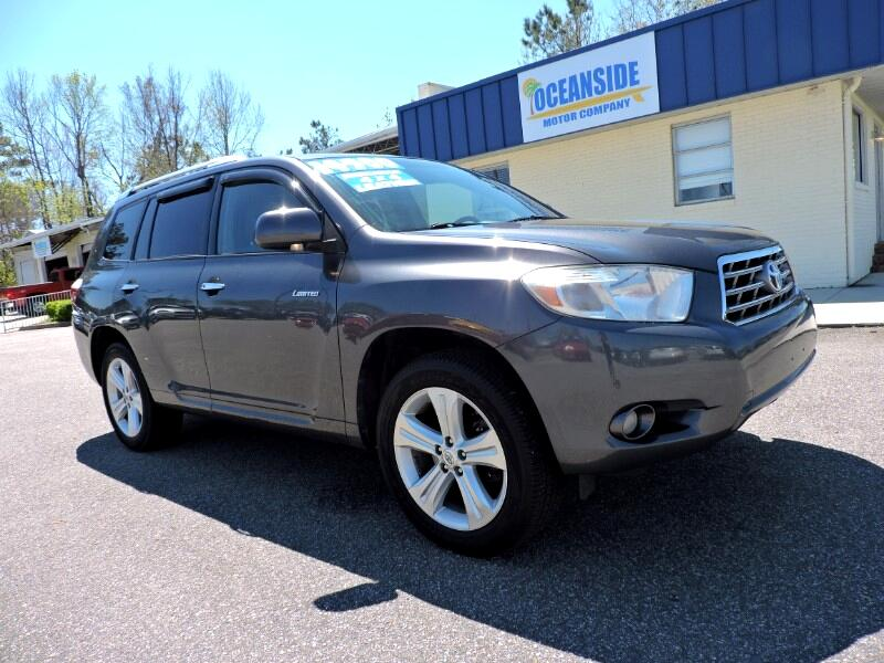 2010 Toyota Highlander Limited 4WD