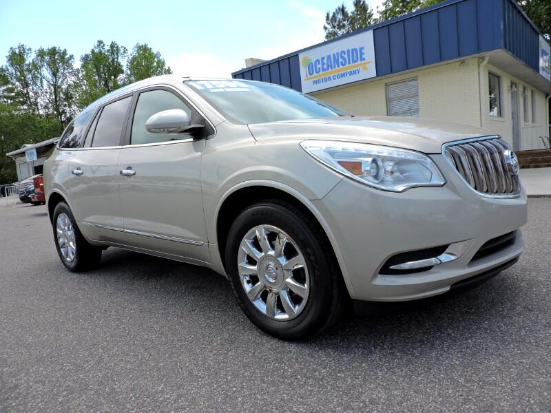 2013 Buick Enclave CXL