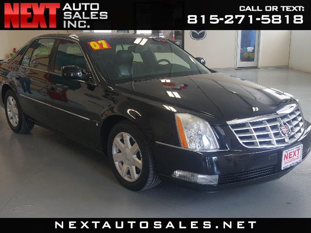 2007 Cadillac DTS 4dr Sdn w/1SC