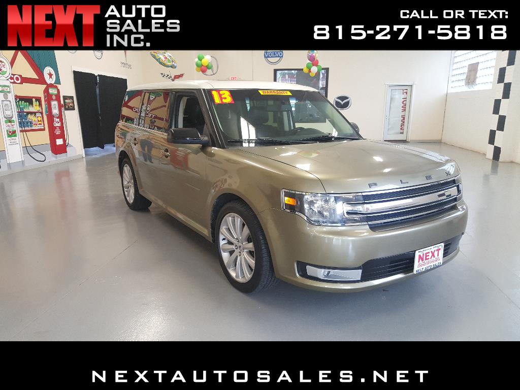 2013 Ford Flex 4dr SEL AWD