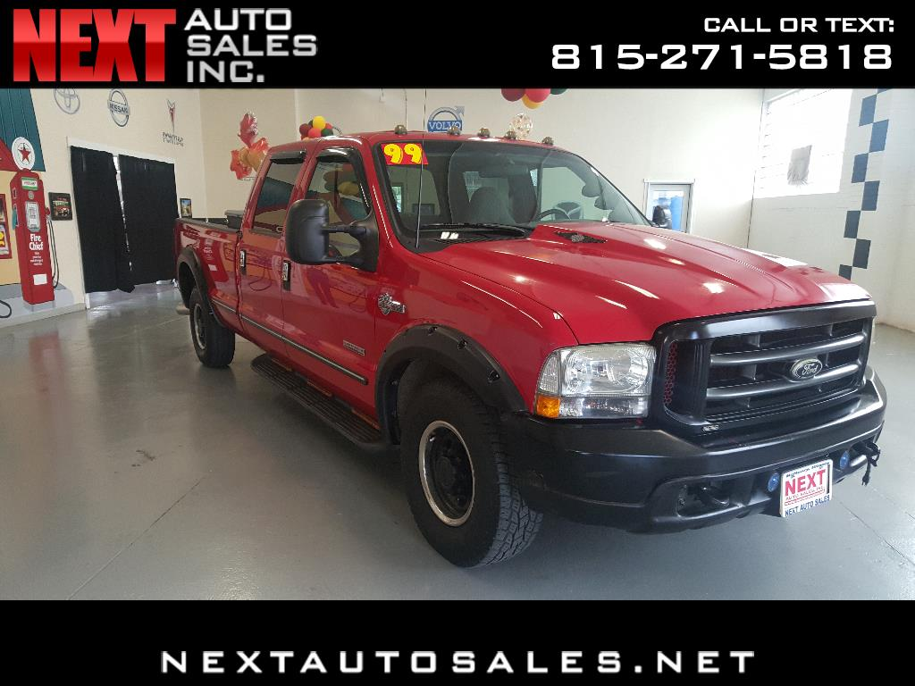 1999 Ford Super Duty F-250 Crew Cab 156