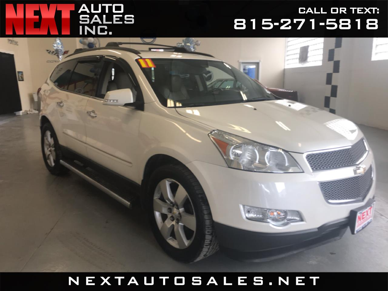 2011 Chevrolet Traverse AWD 4dr LTZ