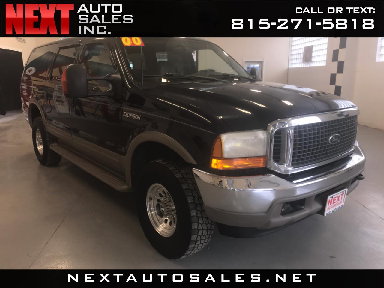 2000 Ford Excursion 137