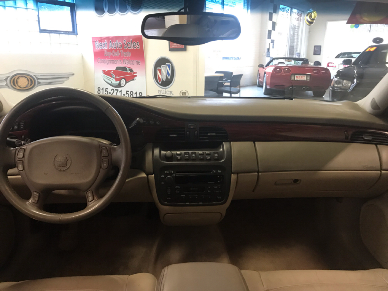 2000 Cadillac DeVille 4dr Sdn