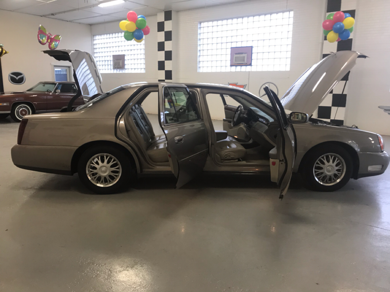 Used 2000 Cadillac Deville 4dr Sdn For Sale In Mchenry Il